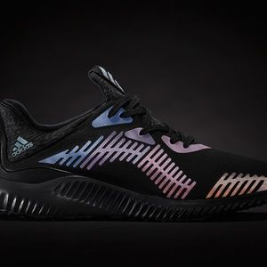 Adidas Alphabounce Xeno Black Reflective Shoes
